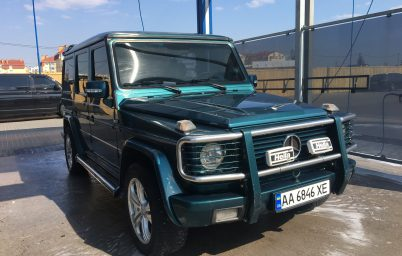 new-project-mercedes-w463-g320
